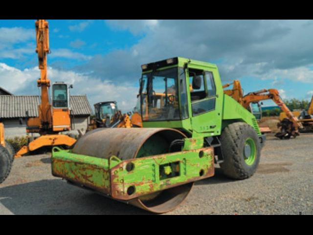 CILINDRU COMPACTOR BOMAG BW 213-D3