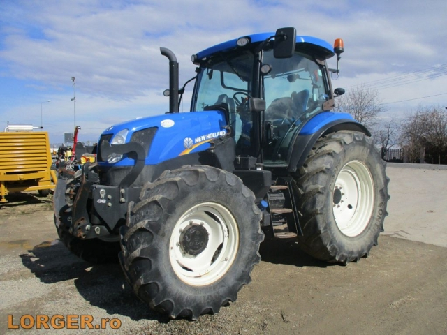 TRACTOR New Holland T6.140