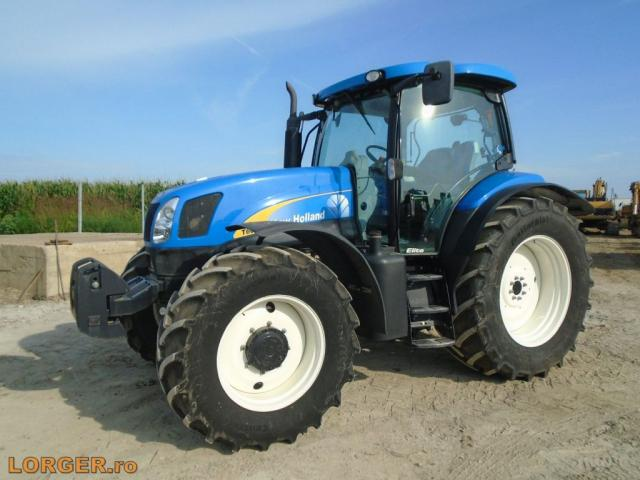 TRACTOR New Holland T6070