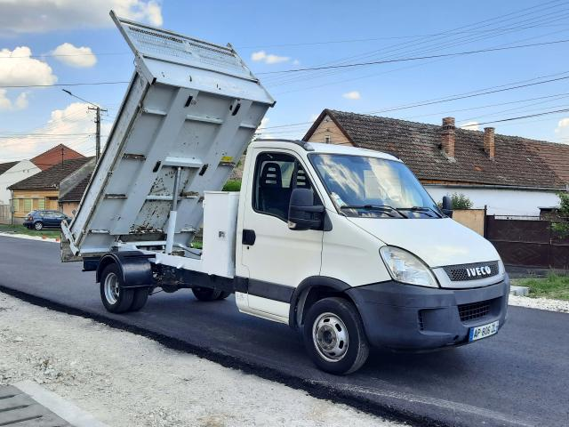 IVECO Daily 35C13 - Basculabil