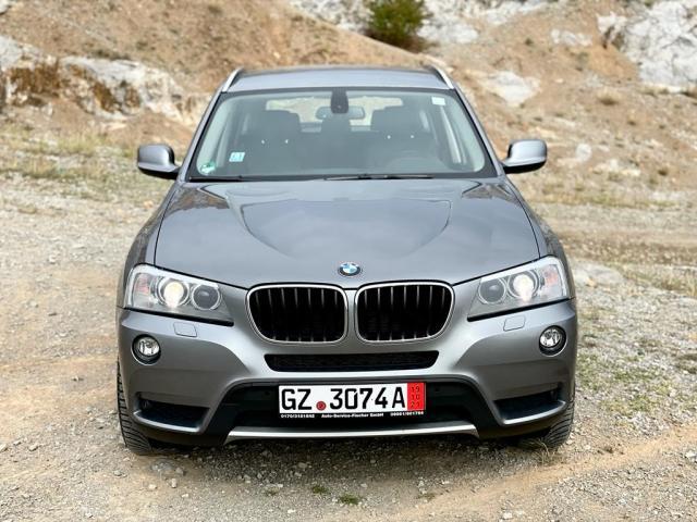 BMW X3 XDRIVE 4x4 EURO 5