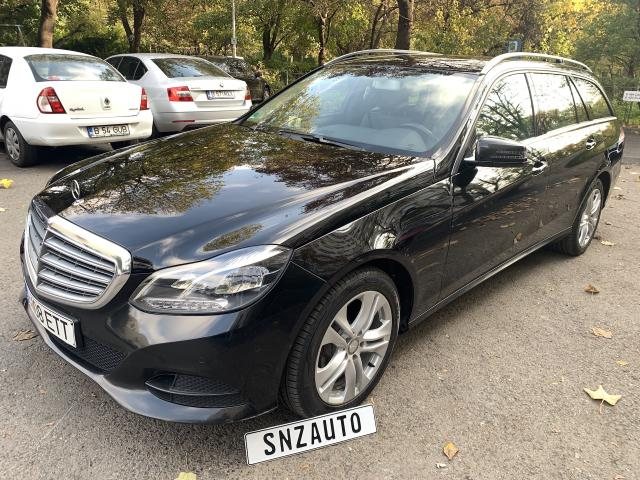 MERCEDES-BENZ E 200 E200 CDI Bluetec