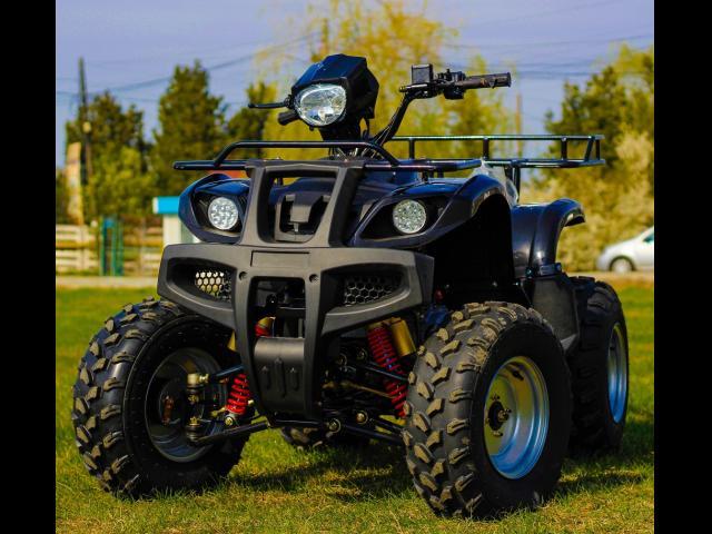 ATV AKP Grizzly M10