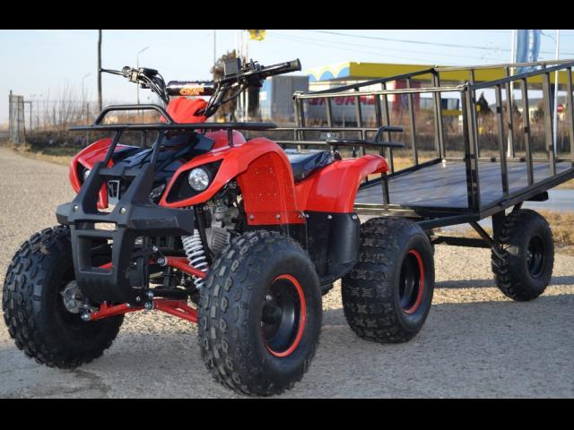 ATV GRIZZLY QUAD  M8