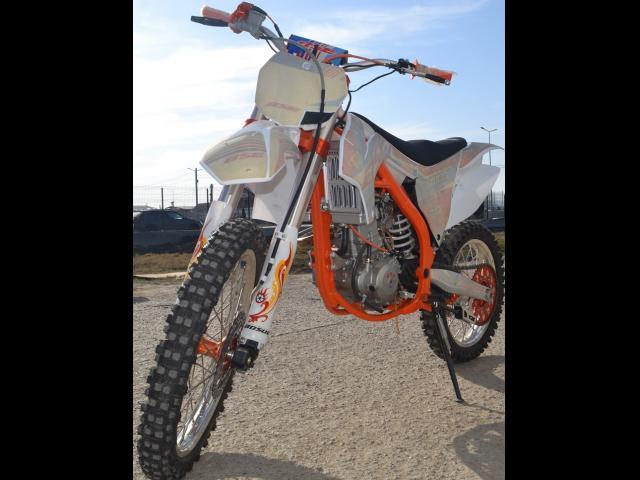 MOTOCICLETA Motocross Bosuer