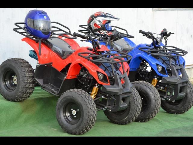 ATV NITRO HUMMER 3G8
