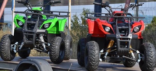 ATV NITRO TORONOT 3RG7