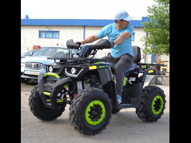 ATV RUGBY M10