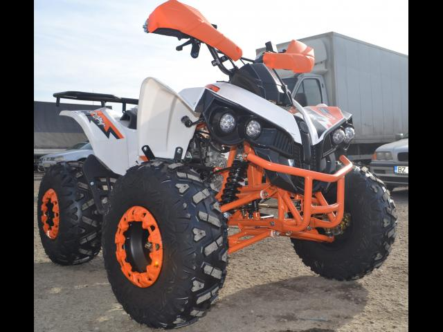 ATV WARRIOR LED PRO